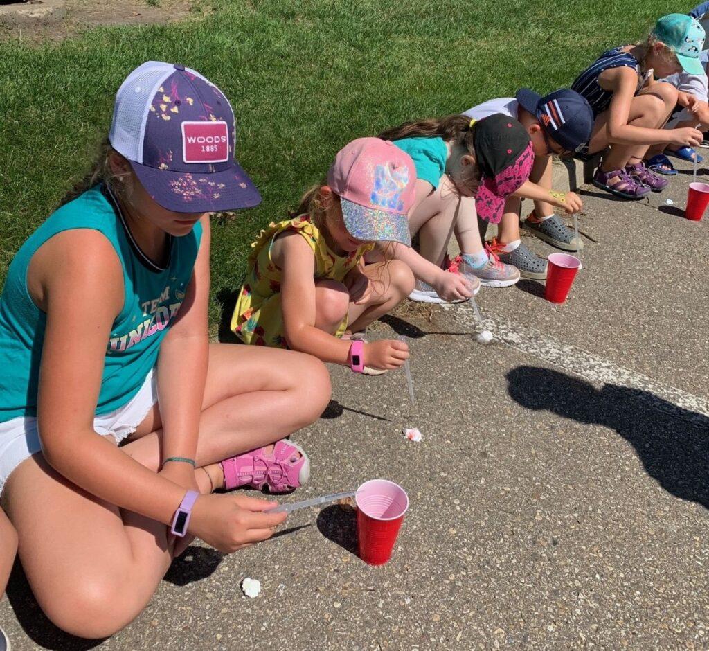 YEG Summer Camp Outdoor Fun